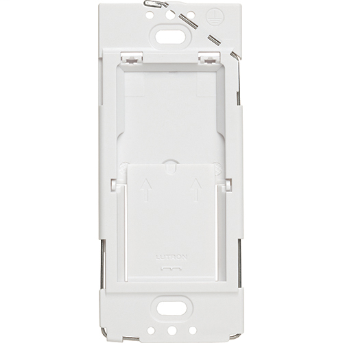 Adapter to mount a Pico wireless control to a wall surface or over an existing wallbox