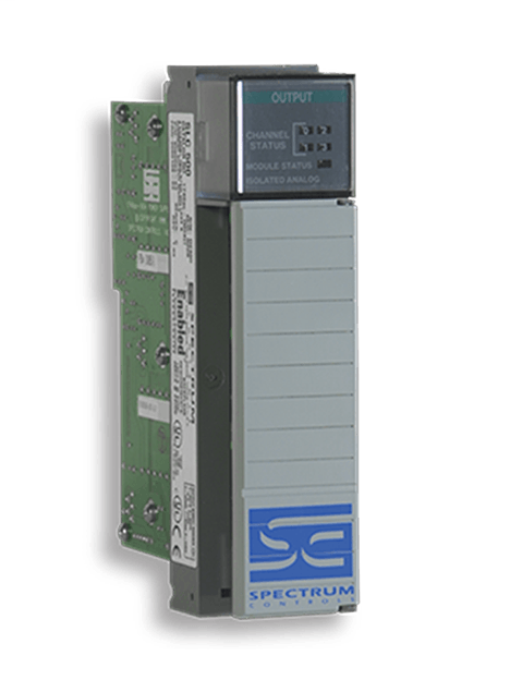 SLC500 4-CHNL ISOL ANLG Out C