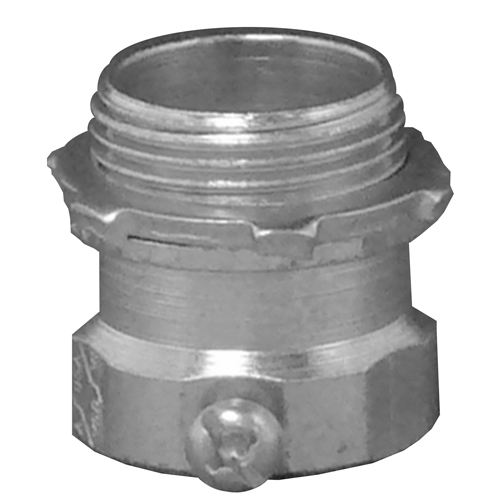 Set Screw Connector, 1/2 IN Trade Size