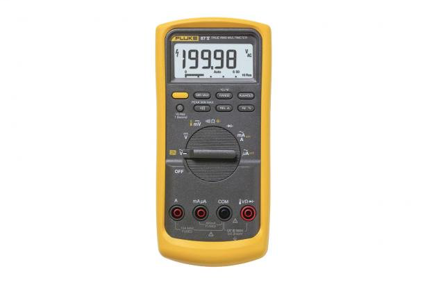 Fluke 80 Series V Digital Multimeters: The Industrial Standard. The most trusted industrial multimeter in the business. Designed and built in the U.S.A. Lifetime warranty
