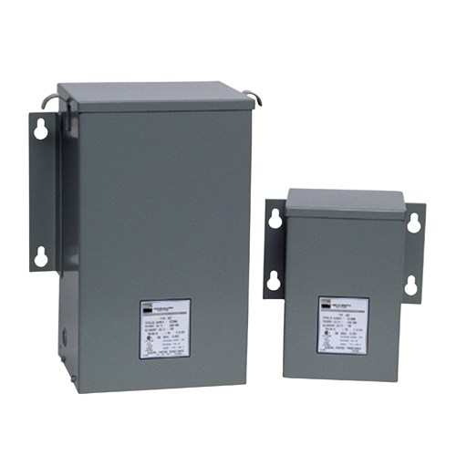 Industrial Control Transformer, Type 4/12, 5 Kva, 230/460/575 Volt Primary, 115/95 Volt Secondary, 50/60 HZ