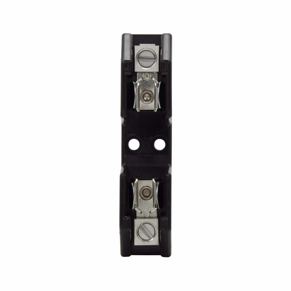 60A 480V Class G  1 Pole Fuseblock with Box Lug and Reinforced Spring