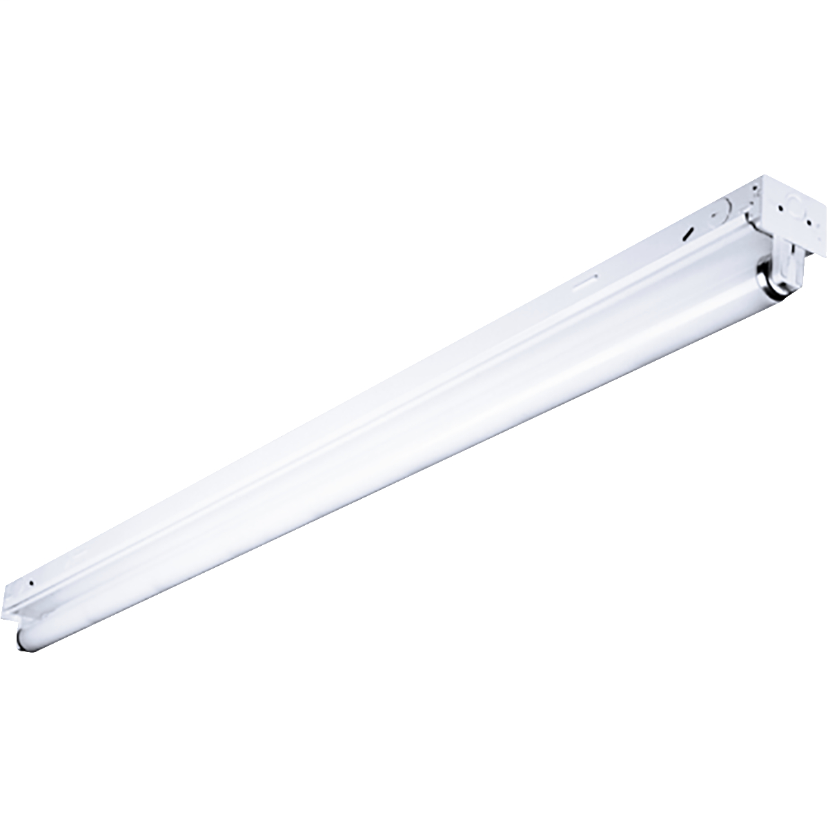 CH, 3 ft, Number of Lamps: 1, Lamp Type: 2 foot, T8: 25 watt fluorescent, Ballast Type: Electronic instant start T8, Voltage Rating: 120-277 VAC.