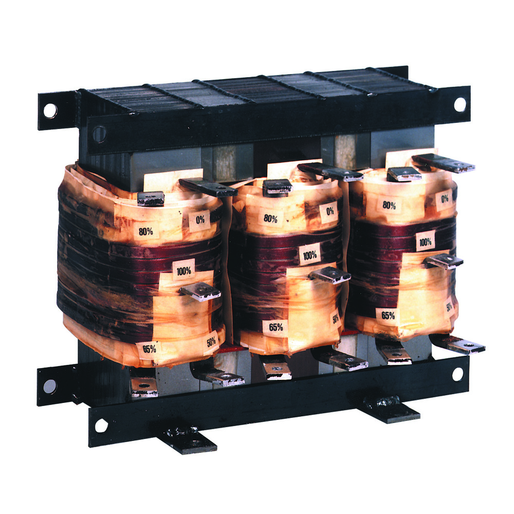 Motor Starting Autotransformers 3A-series, 3 Coil, 480V, 25/30 HP
