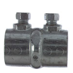 Mayer-1/2 IN COUPLING,SSCREW,RGD/IMC,STL-1