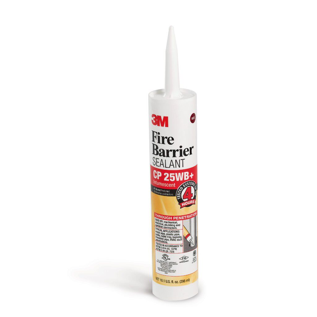 Mayer-3M CP-25WB+ Fire Barrier Caulk 10.1-1