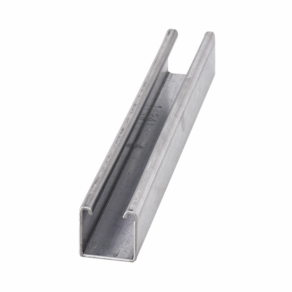 Mayer-CHANNEL, 1 5/8-IN. X 1 5/8-IN., 12 GA., 120-IN. (10 FT), GALVANIZED-1