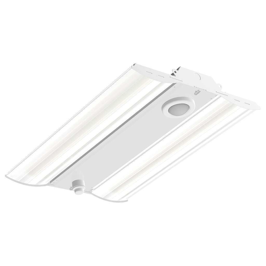 Mayer-Peloton™, 2 ft, 4000 K, 12,000 lm, Lens Type: Frosted Acrylic, Light Distribution: Wide Distribution, Driver type: 0-10V Dimming, 120-277 V.-1