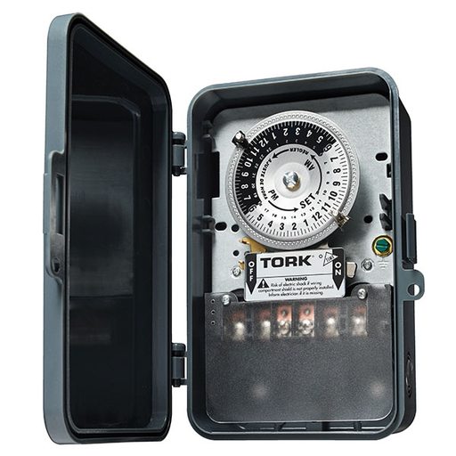 Mayer-24 Hour Time Switch 120-277V Plastic Case-1