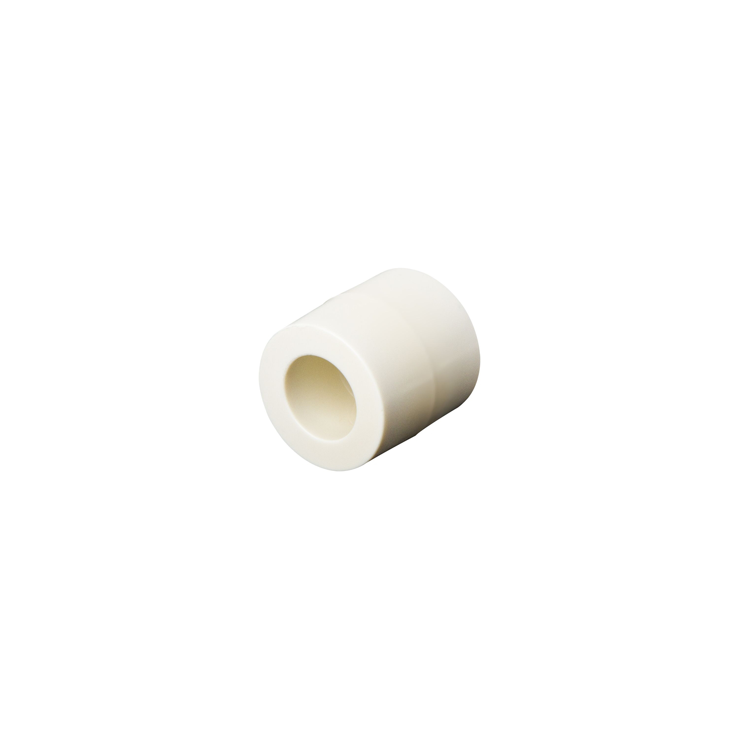 Microbial Resistant Wall Offset, Height 1 Inch, Length 1 Inch, Width 1 Inch, For use with 3/8 Inch Bolts, Material Nylon