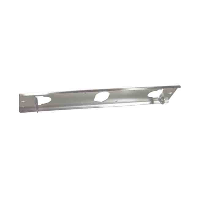 Low profile mounting bracket. Can be angled at 0 and 15 degrees.