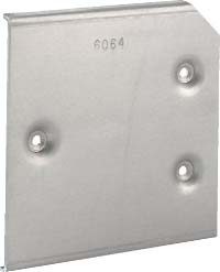 EXB/XJB SERIES - ALUMINUM MOUNTING PAN - PAN SIZE 15 INCH X 23 INCH -FITS 16 INCH X 24 INCH BOX