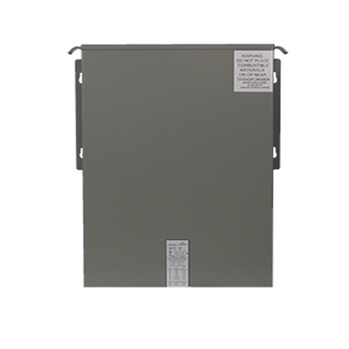 Non-Ventilated Automation Transformer, Stainless Steel, 2 kVA, Primary Amps 8.33/4.17, Secondary Amps 16.7/8.33, 240x 480 Primary, 120/240 Secondary, 60 HZ, Single Phase