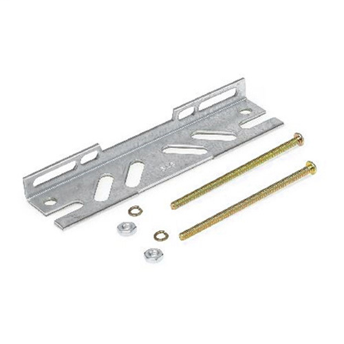 MOUNTING BRACKET KIT, (2) THROUGH BOLTS, (1) MOUNTING BRACKET KIT, USED ON 71A SERIES CORE AND COIL BALLAST, SIZE: SMALL