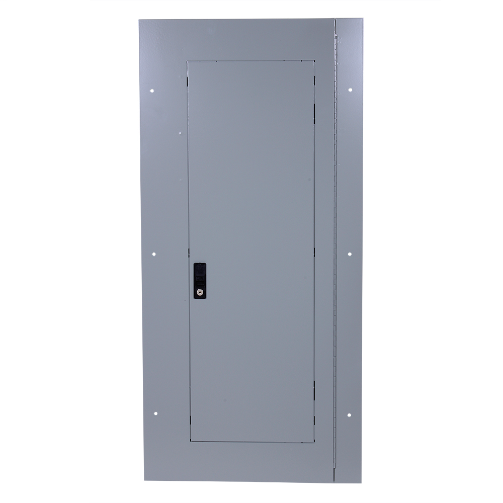 """A-Series™ Panelboards Pro-Stock, Unassembled Lighting Panels. Front Height: 43.5"""". Flush. Front Hinged To Box (20"""" wide)."""