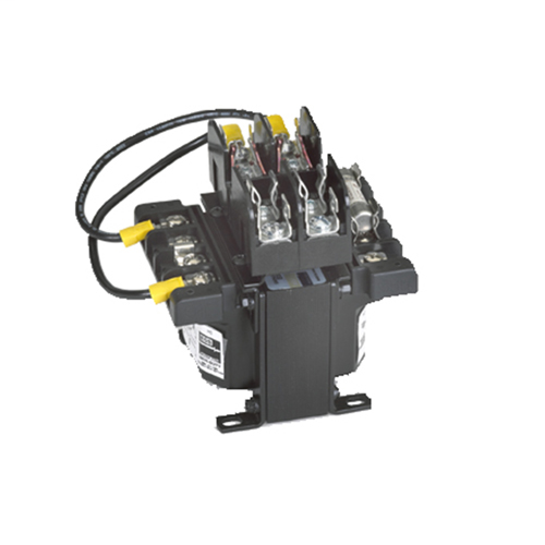 Encapsulated Industrial Control Transformer 150VA, Volts Primary: 120x240, Volts Secondary: 24, Frequency: 60 HZ