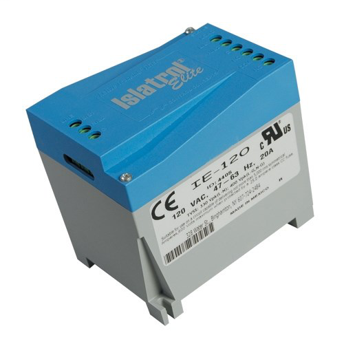 Islatrol IE Series Active Tracking Filter, 120 V/Continuous Current 10 Amps