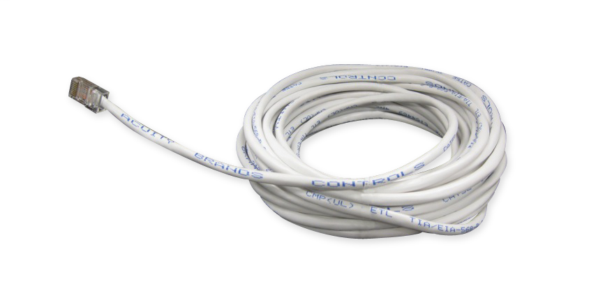 CAT5 cable, 10 Ft, SKU - 212PJF