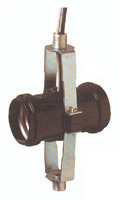 Twin Cluster Socket with Male Threads on Each End