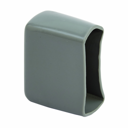 Mayer-PLASTIC END CAP FOR 13/16-IN. X 1 5/8-IN. CHANNEL (B52)-1
