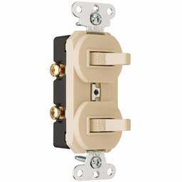 Mayer-P&S 690-I COMBO 2SWITCHES 1P 15A 12-1