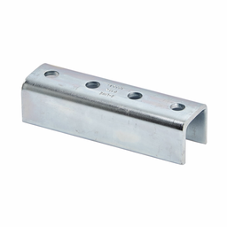 Mayer-FOUR HOLE SPLICE CLEVIS FOR B22 OR B52A CHANNEL, ZINC PLATE-1