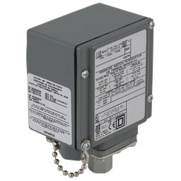Mayer-9012G, pressure switch 9012 g, adjustable scale, 2 thresholds, 3.0 to 150 PSIG-1