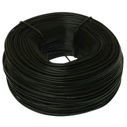 Mayer-Tie Wire, 350 ft. length, Black Annealed finish, 16 AWG conductor size, Low Tensile Steel, 20 per carton-1
