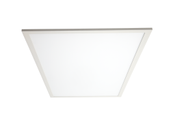 Mayer-OBS74250 EdgeLit Panel LED Fixture 1A, 40 Watts, 120 277V, 0 10V Dimmable, 80+ CRI, 4000K, 2x4, For lay in grid ceilings, White Painted Finish-1