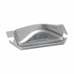 """Mayer-Eaton B-Line series conduit support fasteners, Ruff-IN products, 1"""" Height, 1"""" Length, 1"""" Width, 0.092lbs, Metal protector plates, Plaster ring style: One device-1"""