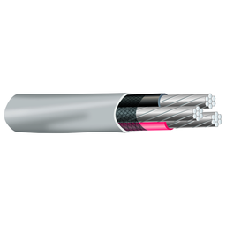 Mayer-Type SE and Style SER Service Entrance Cable. 600 Volt. Alumaflex Brand Aluminum Alloy (AA-8176) Conductors. Individual Conductors Rated THHN/THWN-2 Jacket and Inner Conductors are Sunlight Resistant.-1