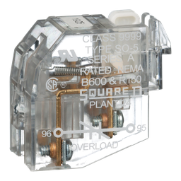 Mayer-SQD 9999SO5 OVERLOAD RELAY AUXILIAR-1