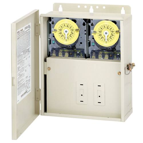 T10101R | 30 A Power Center with Two T101M Mechanisms