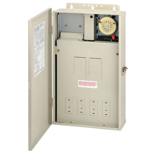 T40004R | 125 A Load Center with T104M Mechanism