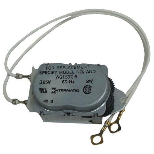 Intermatic WG1570-10D 125 VAC 60 Hz Electromechanical Time Switch Motor