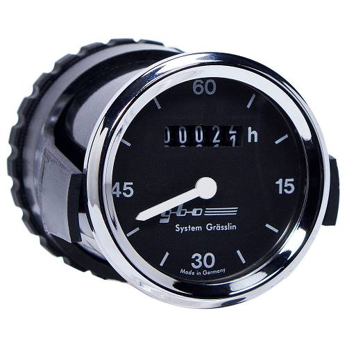 Flush Mount Vibratory Hour Meter