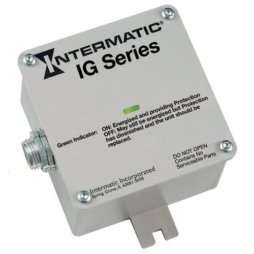Intermatic IG1200RC3 NEMA 3R Plastic Housing 120/240 VAC 1-Phase Surge Protective Device
