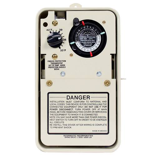 Mayer-Single-Circuit Freeze Protection Control-1