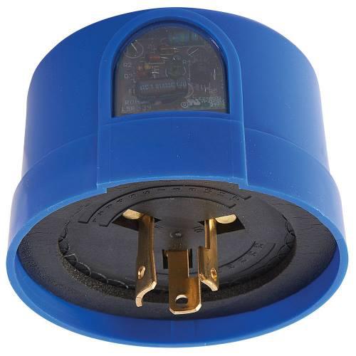 Intermatic LC2100 120 to 277 VAC 1800 W Twist-Lock Thermal Photocontrol