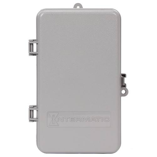 Case-Outdoor, Type 3R Plastic, Gray