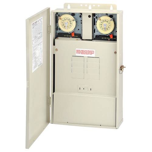 Intermatic T40604RT3 120 VAC 60 Hz 3 Amp Primary 14 VAC Secondary 300 W Load Center Transformer Control System