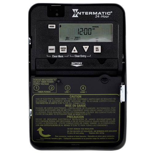 INTERMATIC 24-Hour Basic Electronic Control