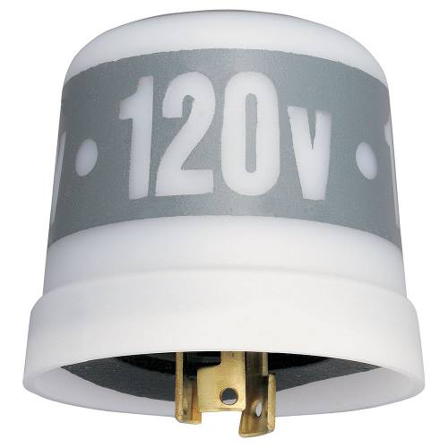 INT-MAT LC4521C 120v 1800w Photocell, Thermal-Type, Locking Mount