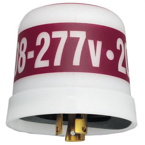 Intermatic LC4523 208 to 277 VAC 50/60 Hz 3120 to 4155 W Twist-Lock Thermal Photocontrol
