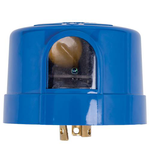Standard Grade Locking Type Electronic Photocontrol, 6-Year Warranty