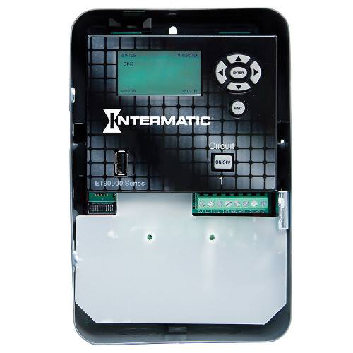 INTERMATIC 365-Day Astronomic Electronic Control