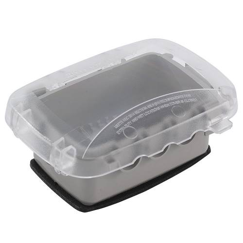Mayer-Plastic In-Use Weatherproof Cover - Single-Gang-1