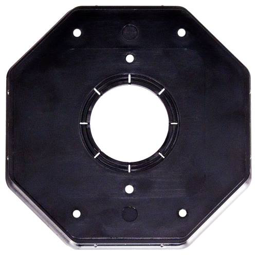 Intermatic WP107 2-Gang Round Weatherproof Cover