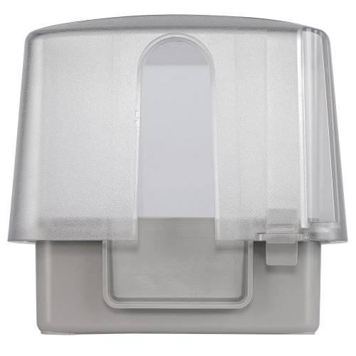 Mayer-Plastic In-Use Weatherproof Cover - Double-Gang-1