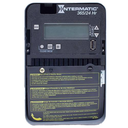 INT ET2105C ENC TIME SWITCH